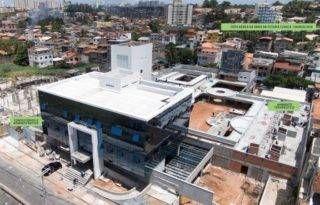 Obras em fase final | Nova sede Holiste