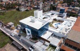 Uma estrutura moderna e completa | Nova Sede Holiste