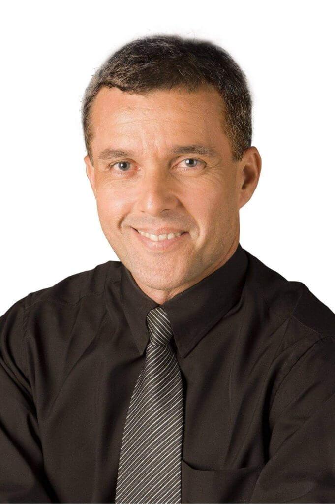 Paulo Dutra, educador físico