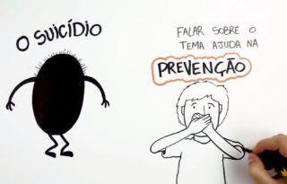 Suicídio, na Ponta do Lápis