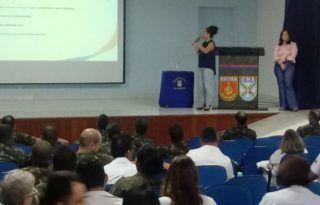 Educação Inclusiva | Palestra no Colégio Militar de Salvador