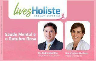 LIVES HOLISTE | SAÚDE MENTAL E O OUTUBRO ROSA