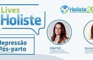 LIVES HOLISTE | DEPRESSÃO PÓS-PARTO