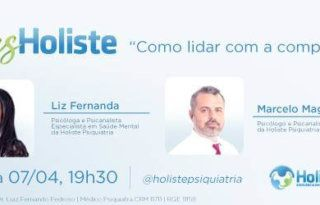 LIVES HOLISTE | COMO LIDAR COM A COMPULSÃO?