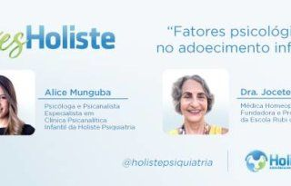 LIVES HOLISTE | FATORES PSICOLÓGICOS NO ADOECIMENTO INFANTIL