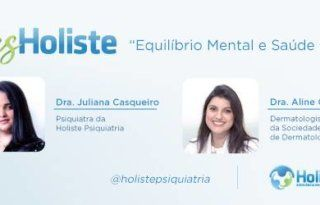LIVES HOLISTE | EQUILÍBRIO MENTAL E SAÚDE DA PELE